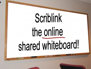 scriblink collaboration