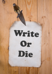 distraction free writing writeordie omwriter horizon report
